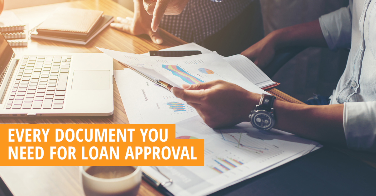 sba 504 loan document requirements