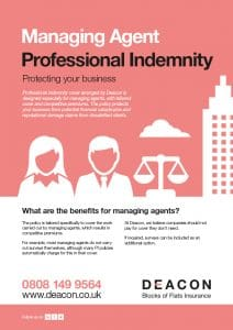 professional indemnity insurance document what does this mean