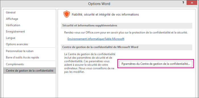 disable microsoft office document cache