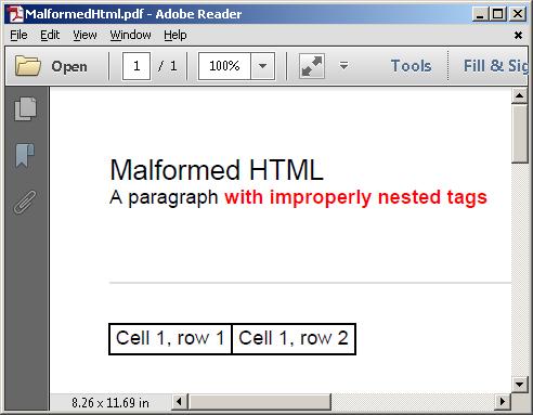 com itextpdf text document margins