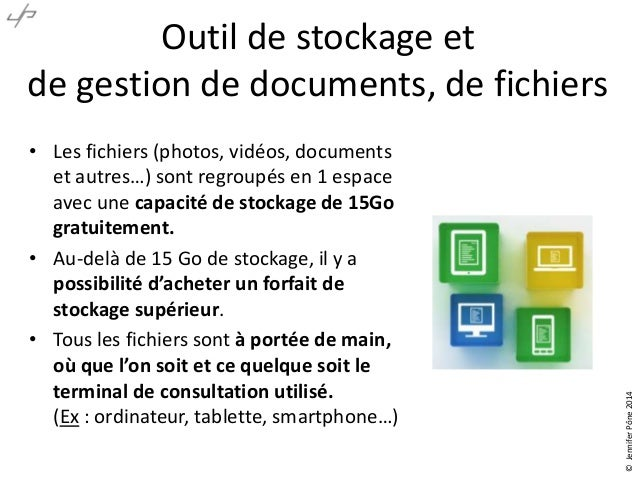 google document paratage historique des consultation