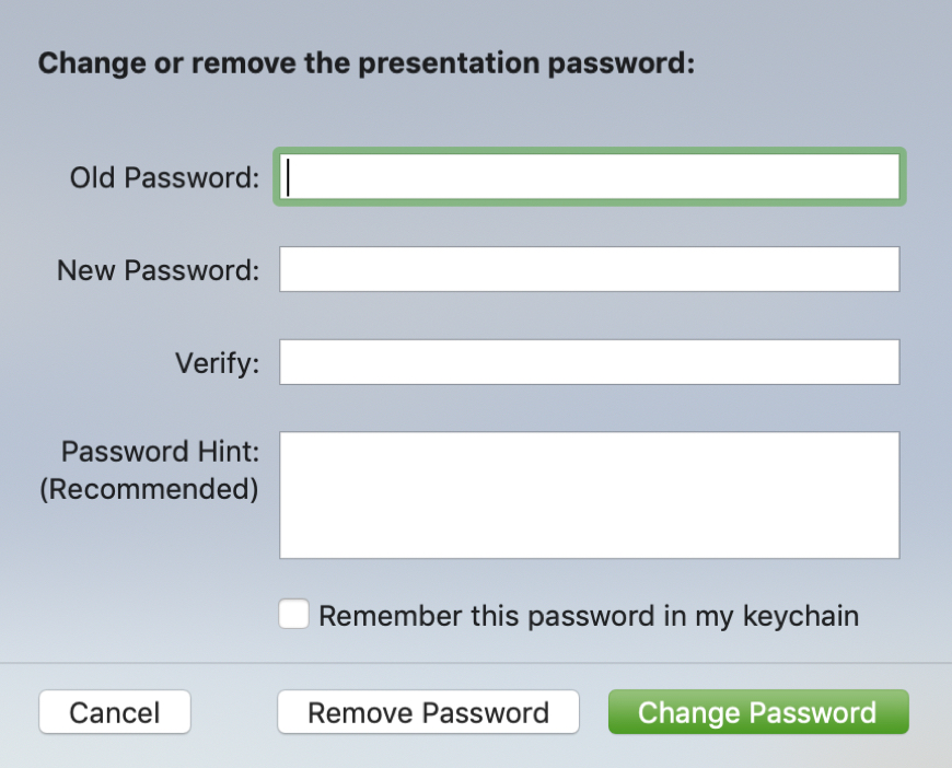 how do i password protect a document