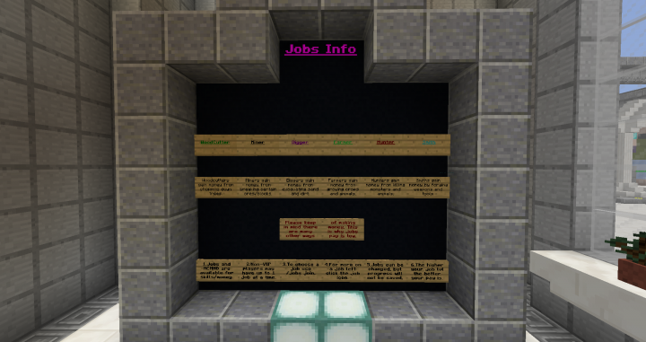what do i put in server in minecraft server document