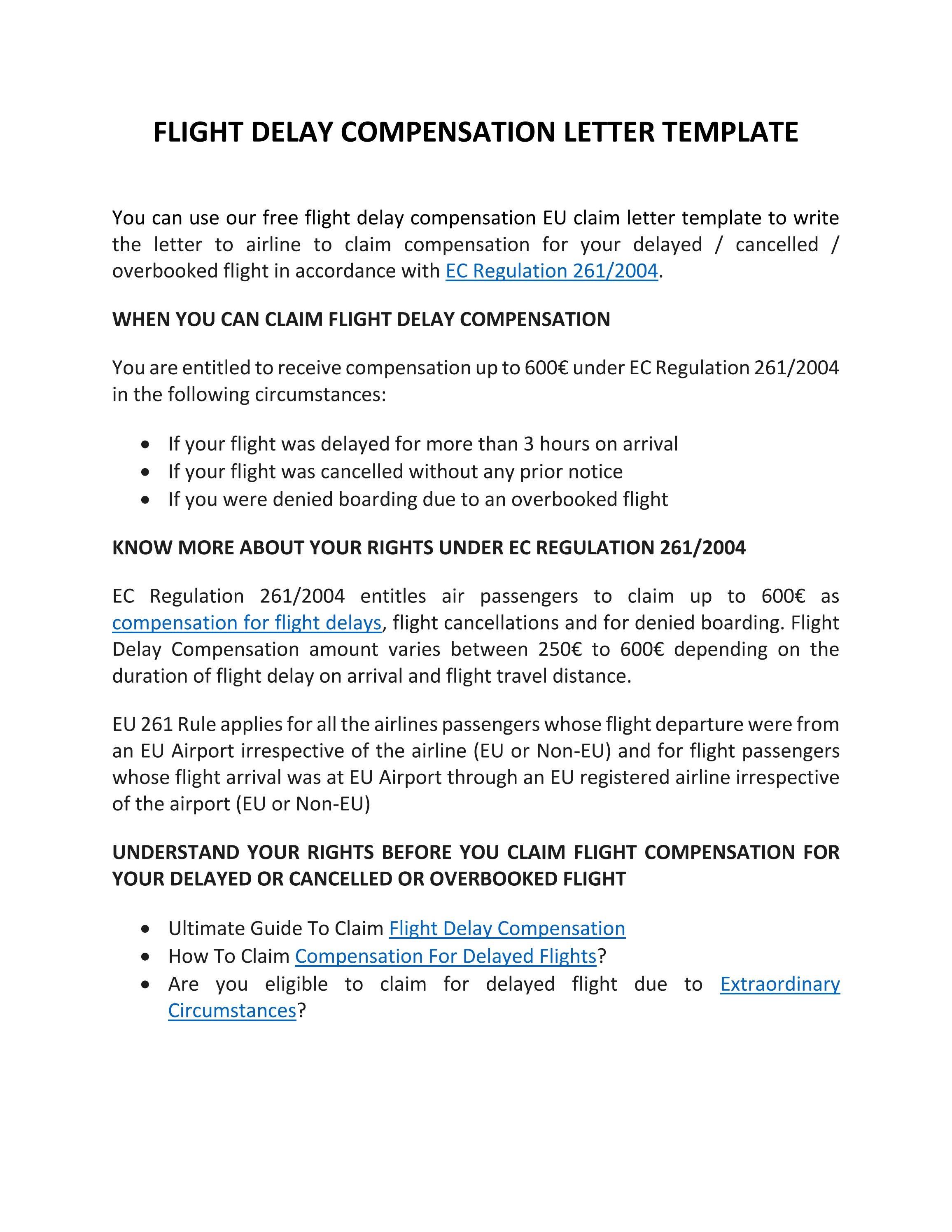 air canada flight delay confirmation documentation for insurance claims