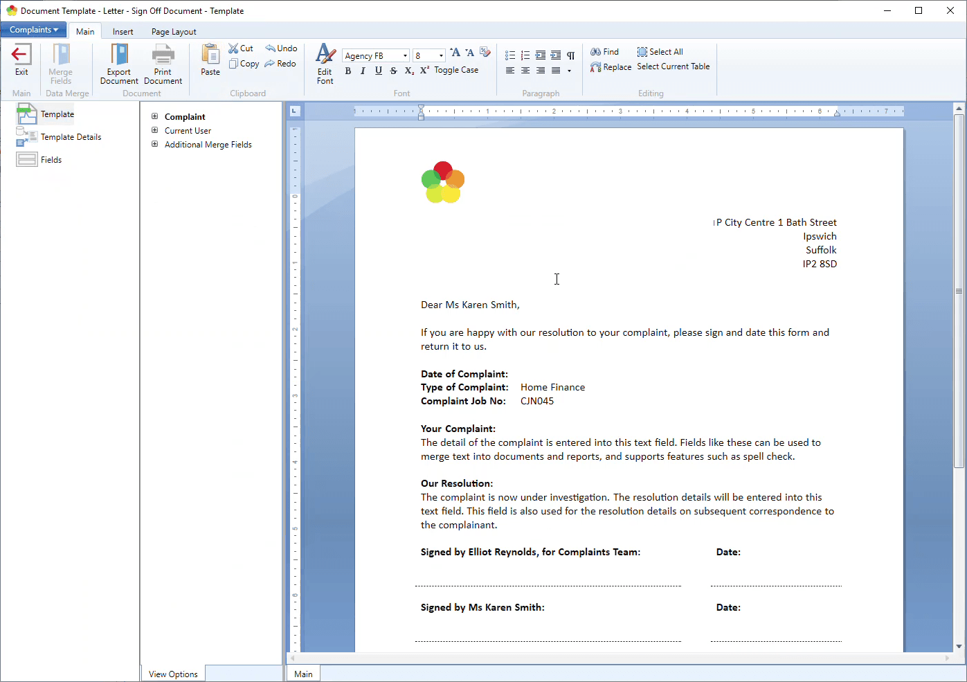 how to edit a scanned and emailed document