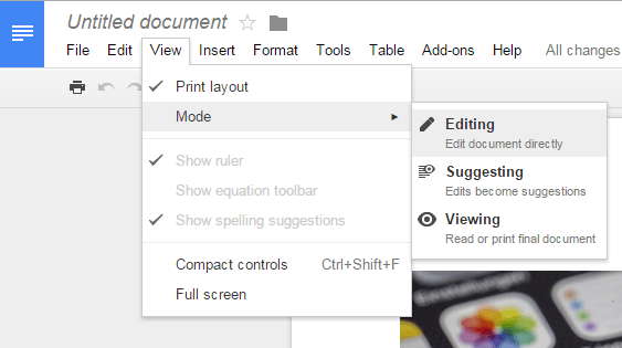 how to select all document