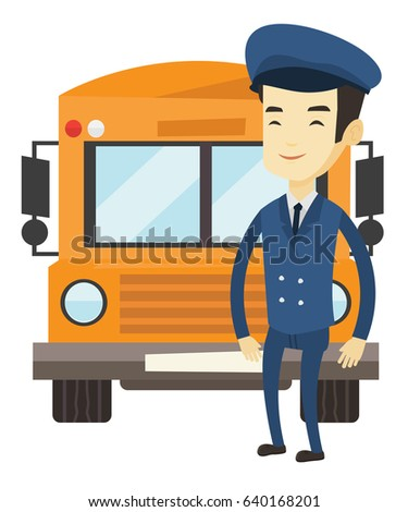 design work document for school bus driver