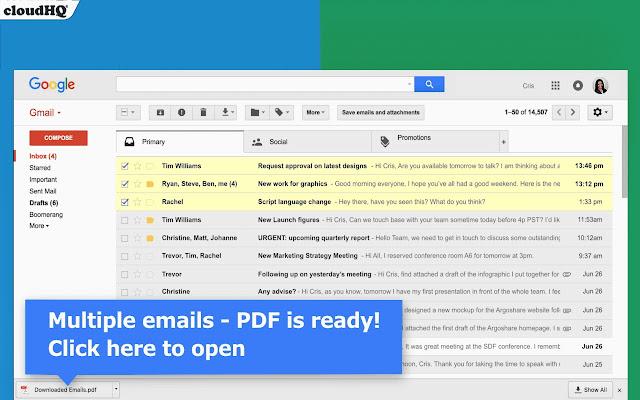 how do i send a document as a pdf file