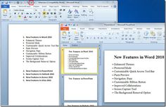 import word document to powerpoint 2010