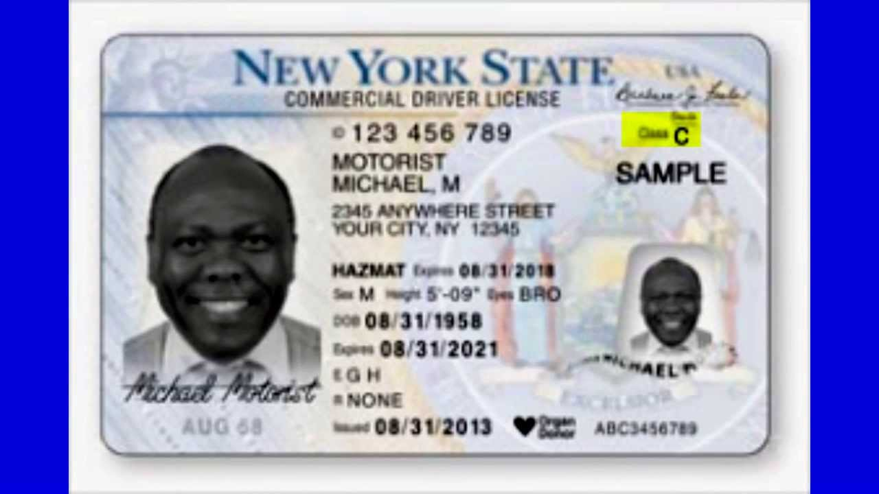 what is the document number on drivers license