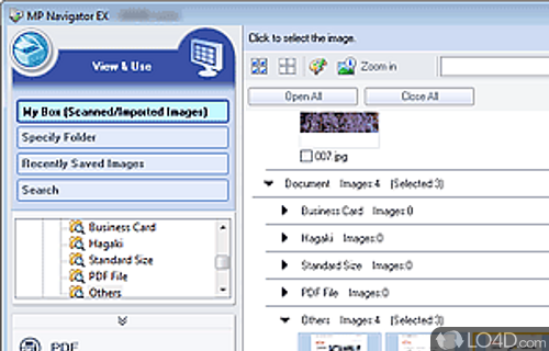 how to edit a scan document in windows 10