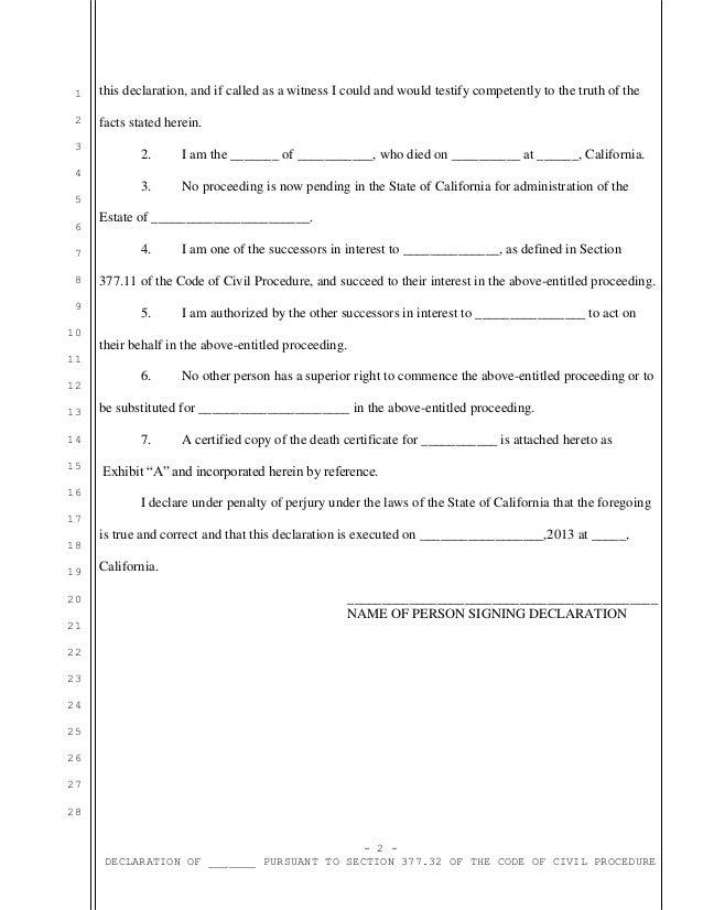 civil code leagal signature on document