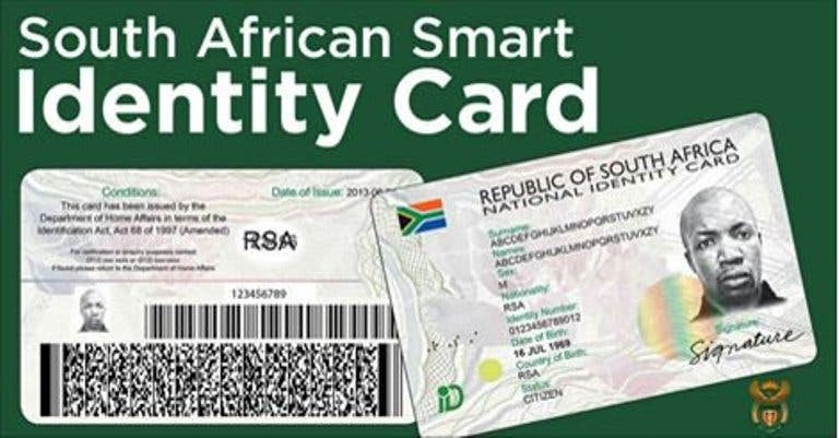what is national identity document imm5710