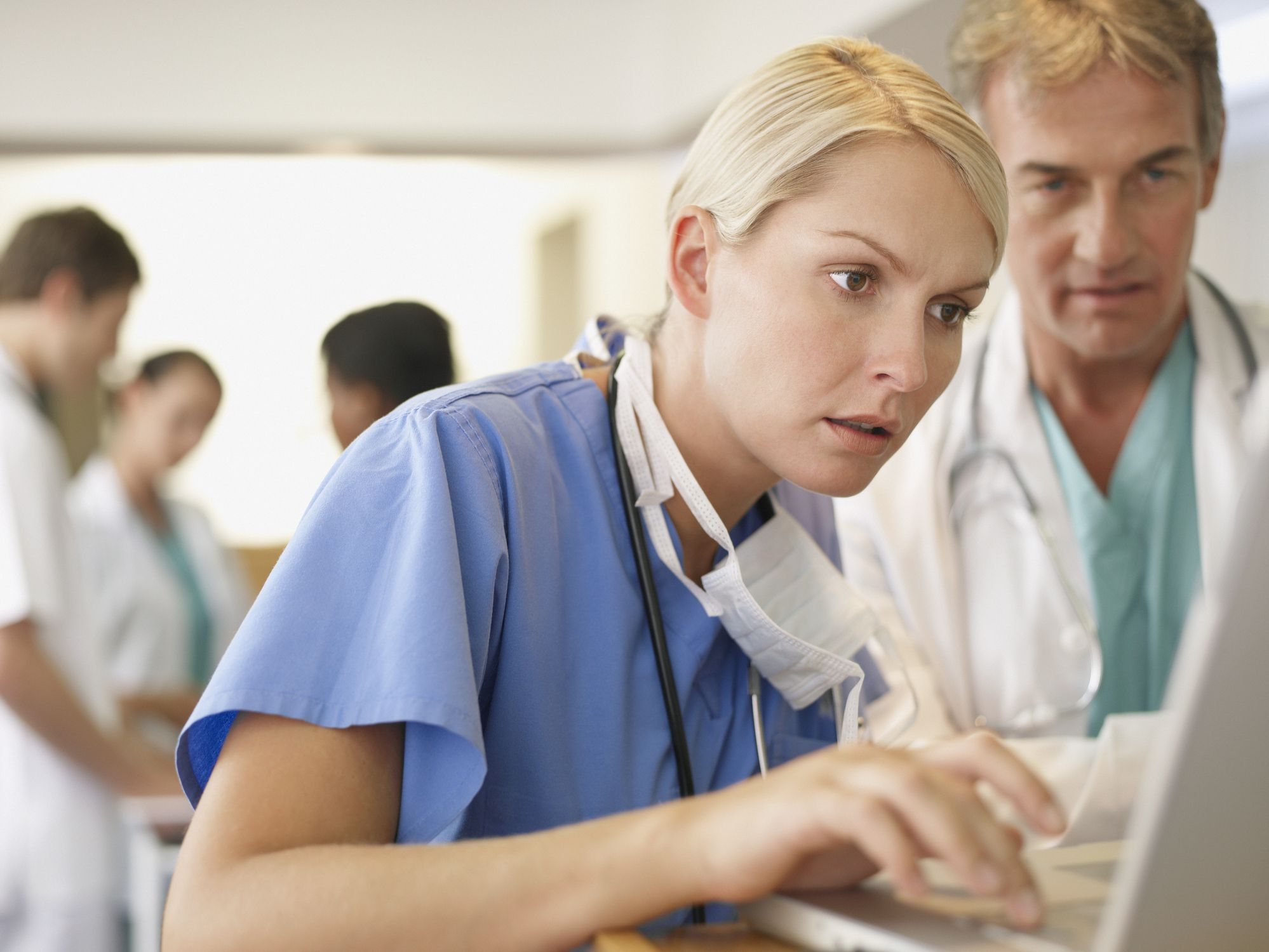 electronic documentation nursing sample questions