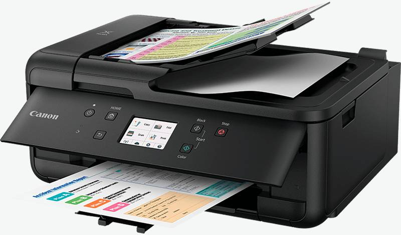 automatic document feeder scanner printer
