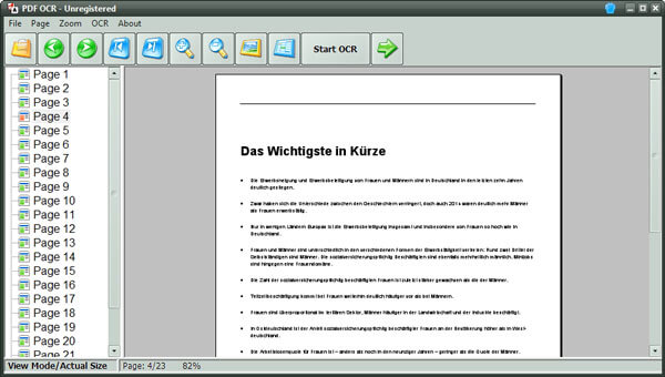 modifier un document scanner logiciel gratuit