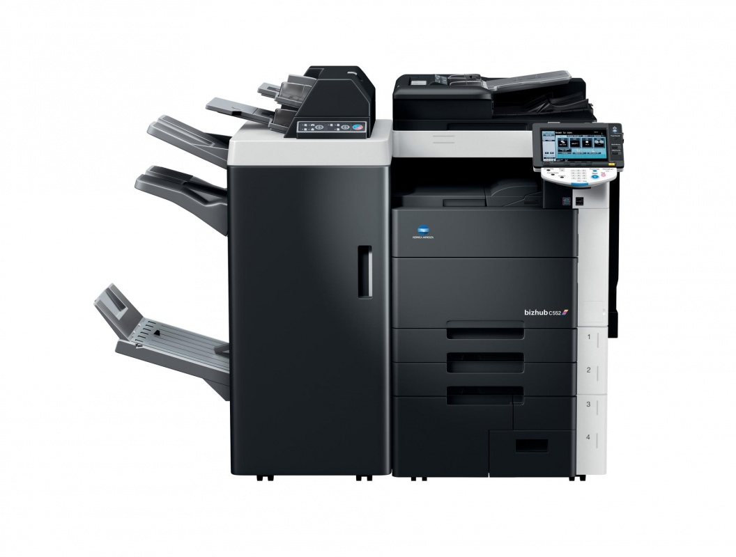 where is the document feeder on a printer