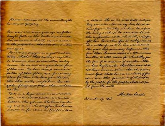 is a memorandum a primary document