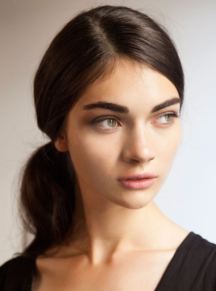 morphologie du visage et sourcils documentation
