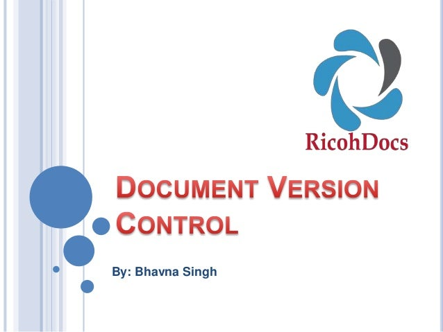 php document version control system