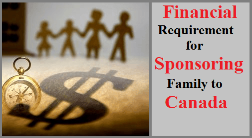 document required to apply for parent sponsorship canada