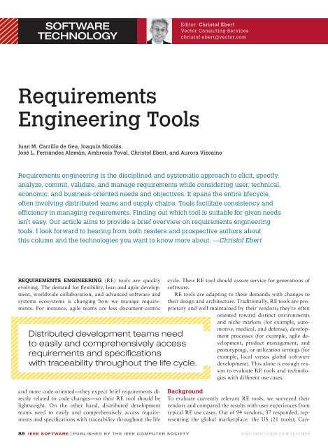 ieee software engineering documentation templates