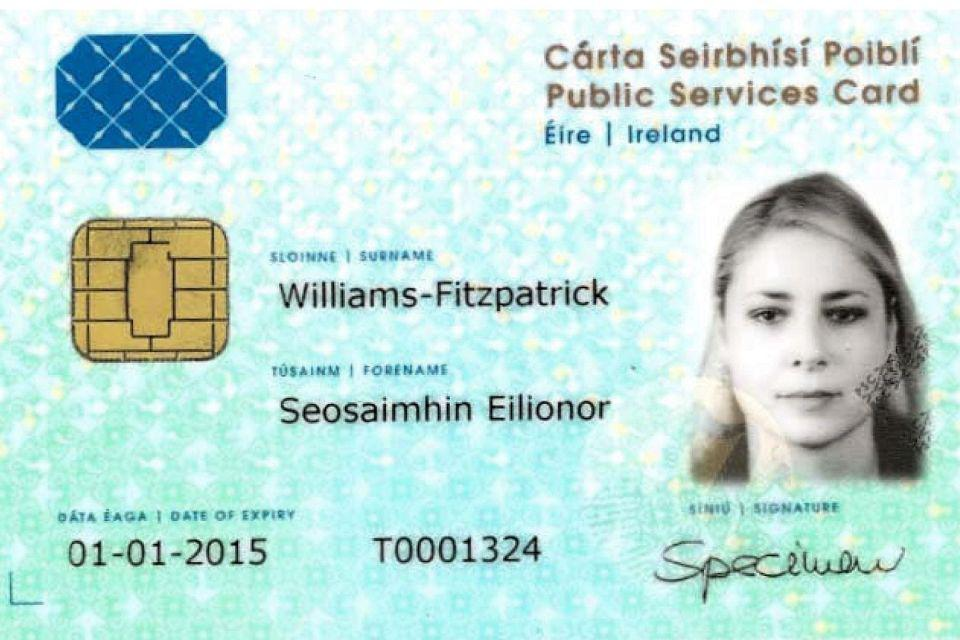 do you have a national identity document