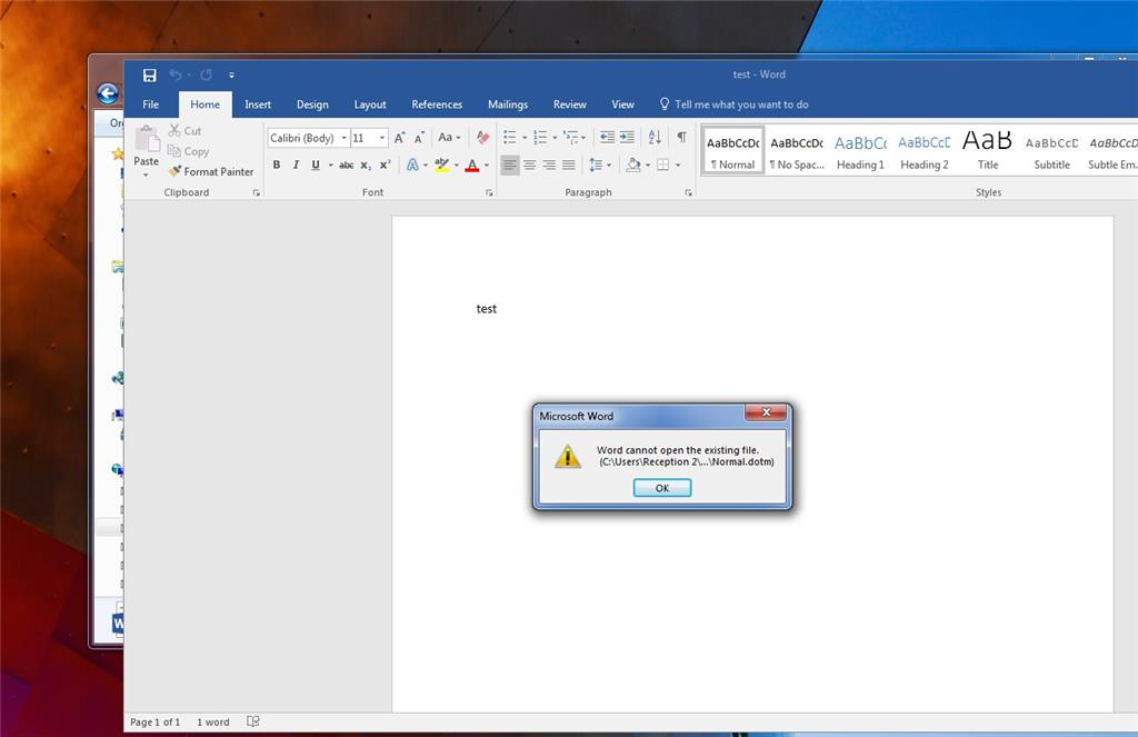 what to do when microsoft document is not responding