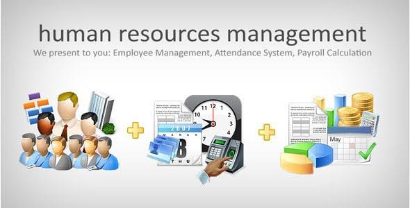 hr management system project documentation