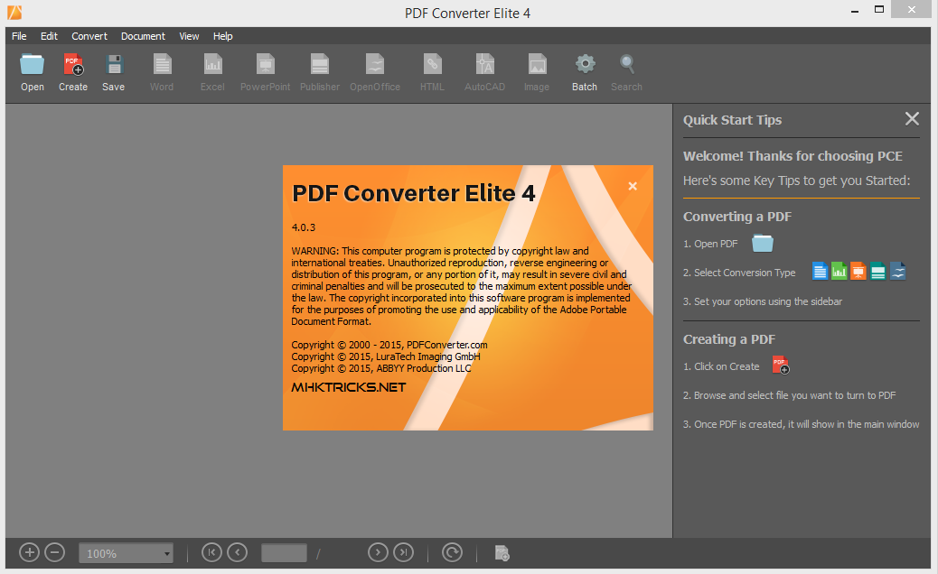 convert pdf to word or excel document free