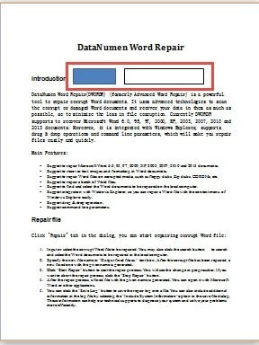 printing on word saves a document instead