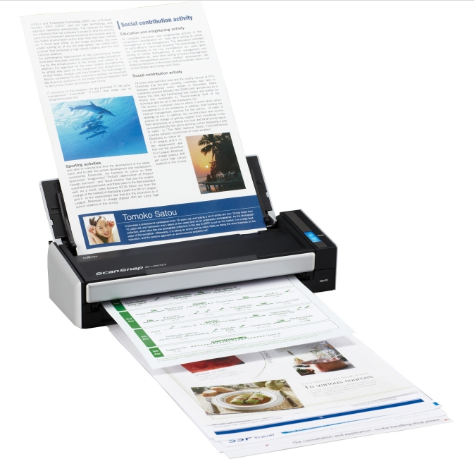 the best document scanner 2015