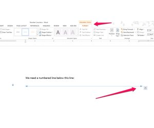 how to make a word document horizontal