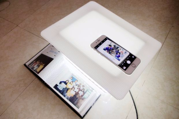 document scanner for cell phone