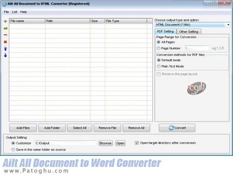 convert firefox html document to word online free