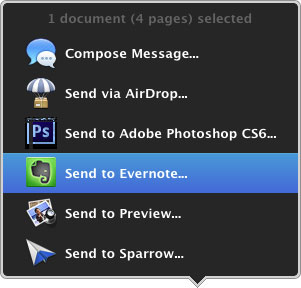 combine jpeg scans into one document