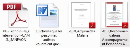 changer un document en pdf