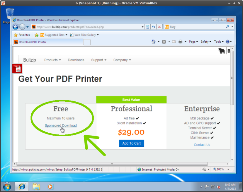 convert word document into pdf software