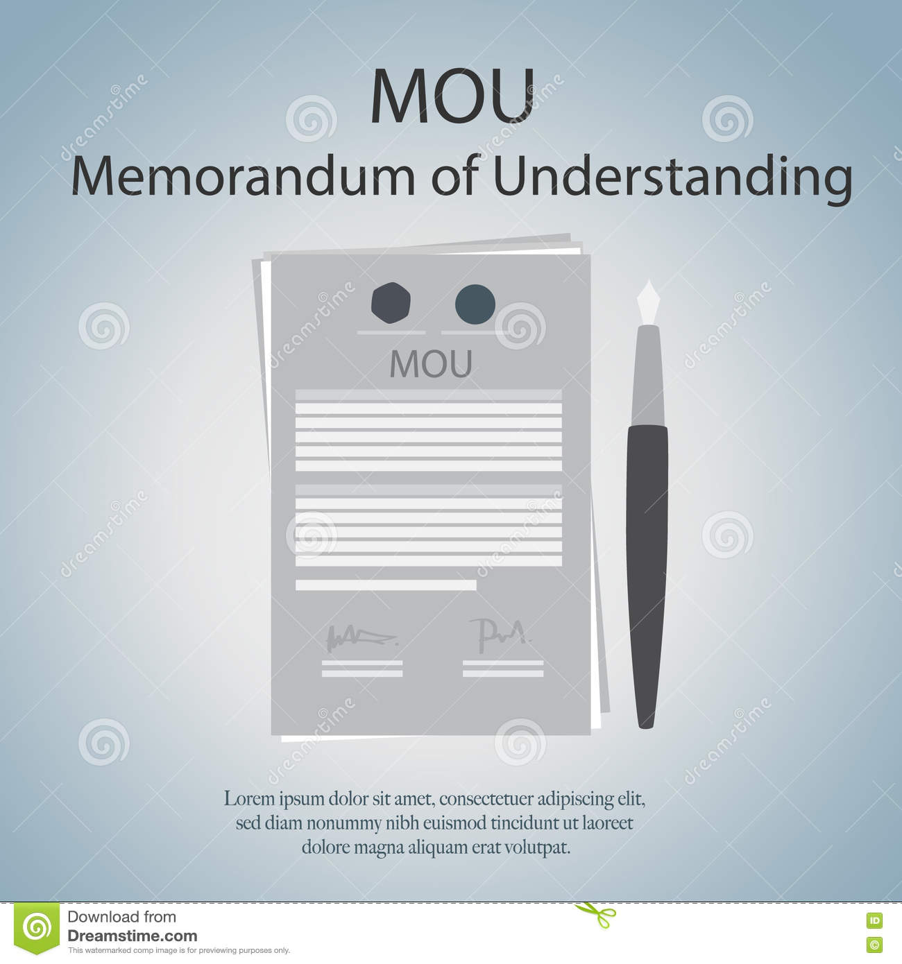 is an mou a legal document