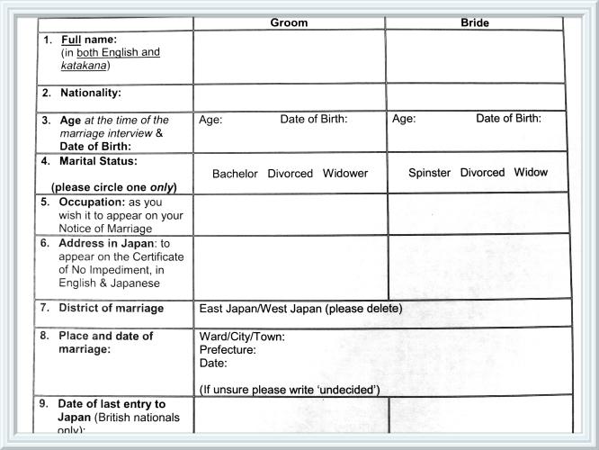 document translation affidavit in-person