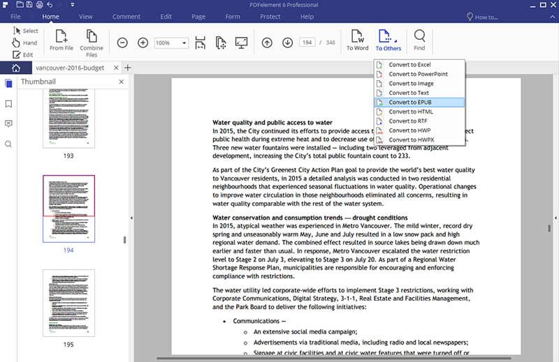 can i save a word document as a pdf file