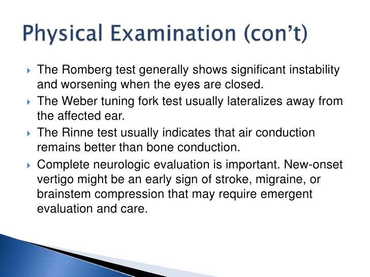 ear physical exam documentation