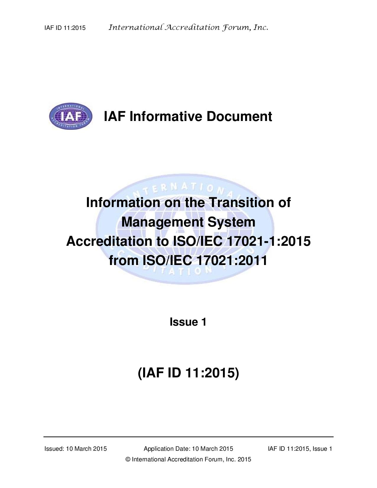 electronic document management system and accreditation