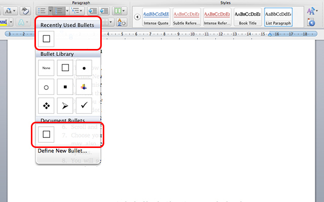 how to make a clickable in a document