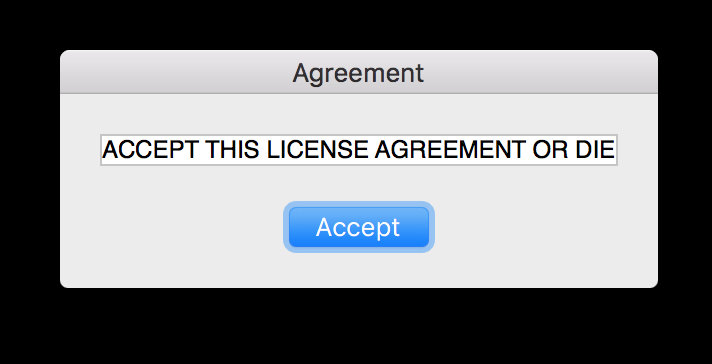 what document type opens on mac