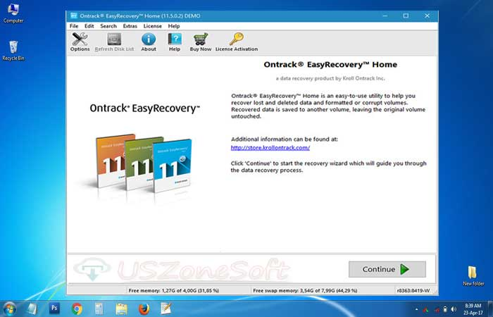 free document software for windows 7