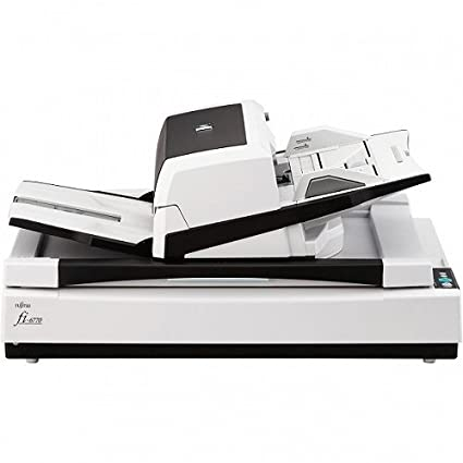 fujitsu fi-6670a document scanner