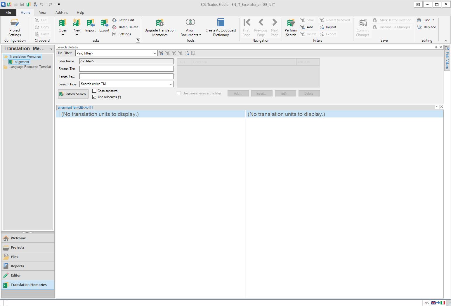 how to align document studio