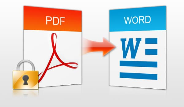 how to convert pdf document to word for editing