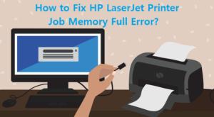 hp printer document stuck in queue
